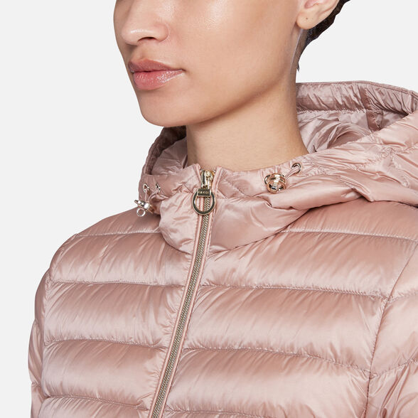 WOMAN DOWN JACKETS GEOX JAYSEN WOMAN - 8