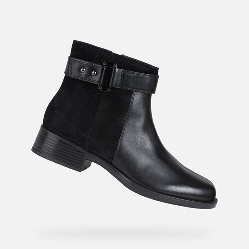 ANKLE BOOTS RESIA DAME