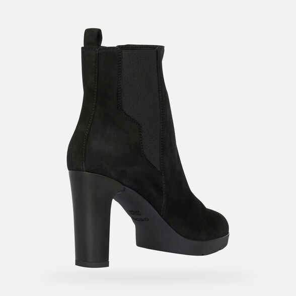 ANKLE BOOTS WOMAN GEOX ANNYA WOMAN - 5