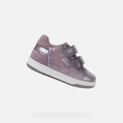 LOW TOP BABY GEOX NEW FLICK BABY GIRL