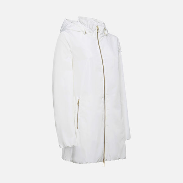 WOMAN JACKETS GEOX NAIOMY WOMAN - 3