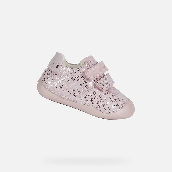 BABY FIRST STEPS GEOX TUTIM BABY GIRL - 1