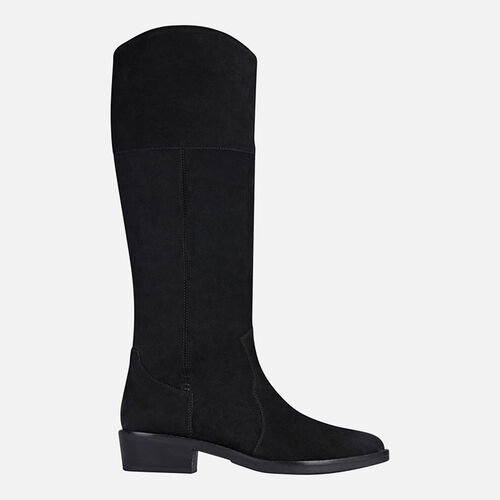 BOOTS WOMAN GEOX TEOCLEA WOMAN - null