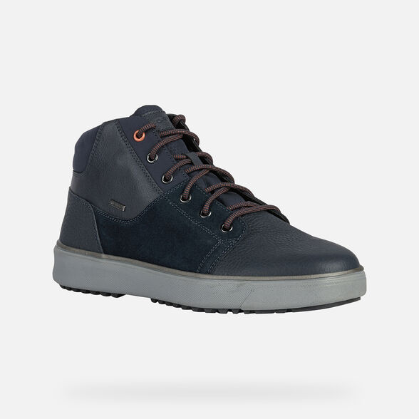 HOMME BOTTES GEOX CERVINO ABX HOMME - 3