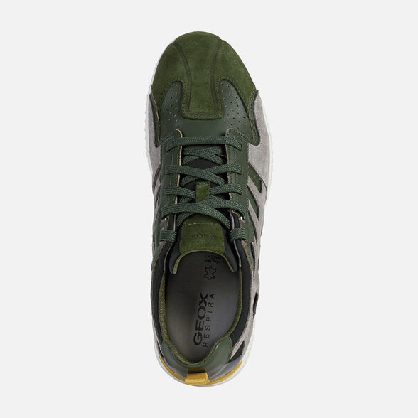 HOMME SNEAKERS GEOX SNAKE.2 HOMME - 6