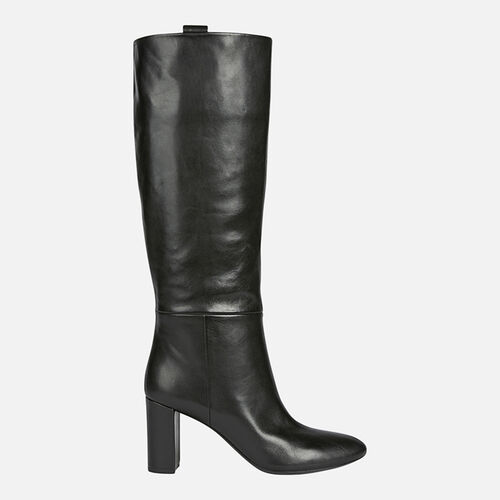 BOOTS WOMAN GEOX PHEBY WOMAN - null