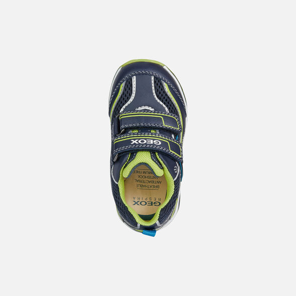 BABY LED SCHUHE GEOX TODO BABY JUNGE - 6
