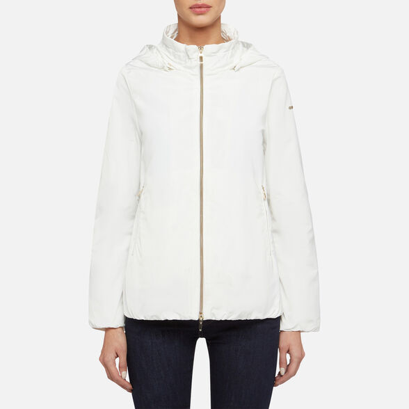 WOMAN JACKETS GEOX NAIOMY WOMAN - 2