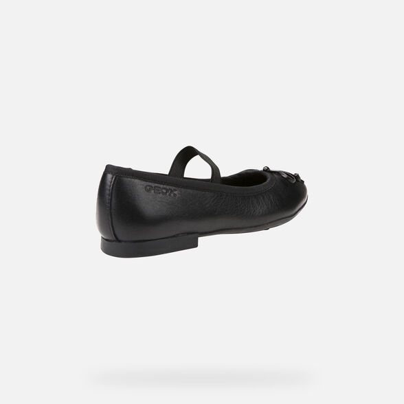 UNIFORM SHOES GIRL GEOX PLIÉ GIRL - 6