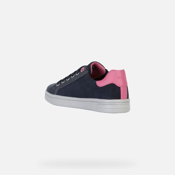 LOW TOP BOY GEOX DJROCK GIRL - 4
