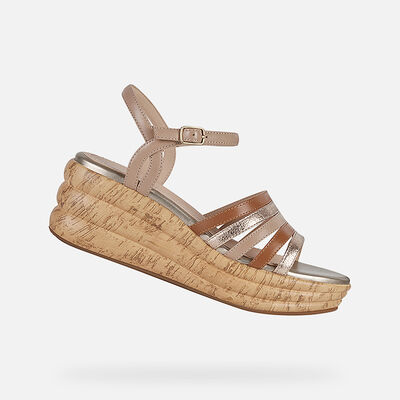 SANDALS WOMAN GEOX PRIMULA WOMAN
