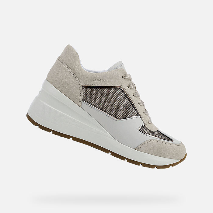 Damen Schuhe mit Plateausohle | Neue Kollektion | Geox X2YC7