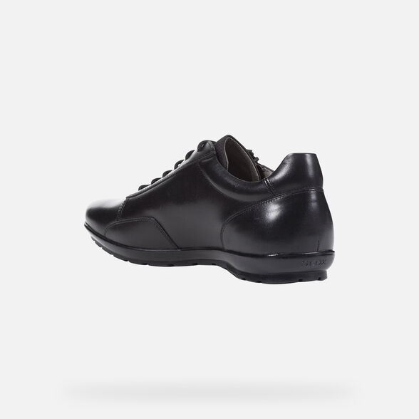 MAN FORMAL SHOES GEOX SYMBOL MAN - 4