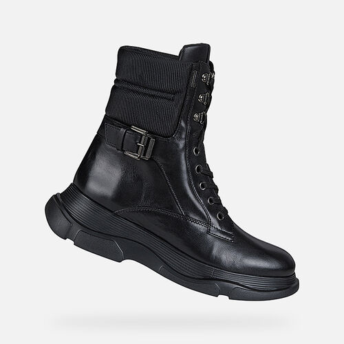 ANKLE BOOTS MACAONE NP ABX WOMAN