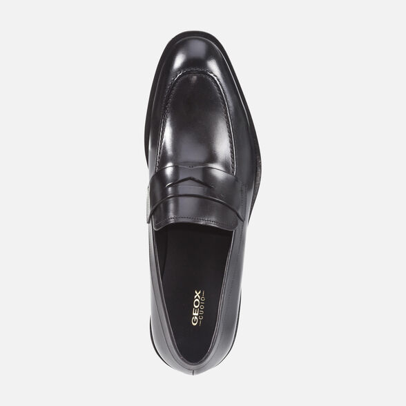 LOAFERS MAN GEOX SAYMORE MAN - 7