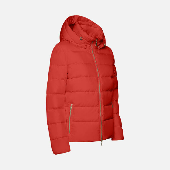 DOWN JACKETS WOMAN GEOX ADRYA WOMAN - 2