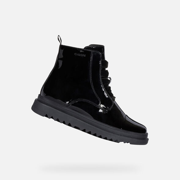 BOTTES MI-MOLLET FILLE GEOX GILLYJAW FILLE - 1