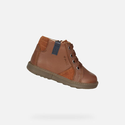 ANKLE BOOTS BABY GEOX HYNDE BABY BOY