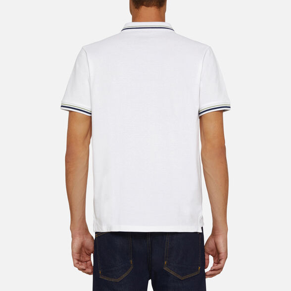 T-SHIRTS MAN GEOX SUSTAINABLE MAN - 6