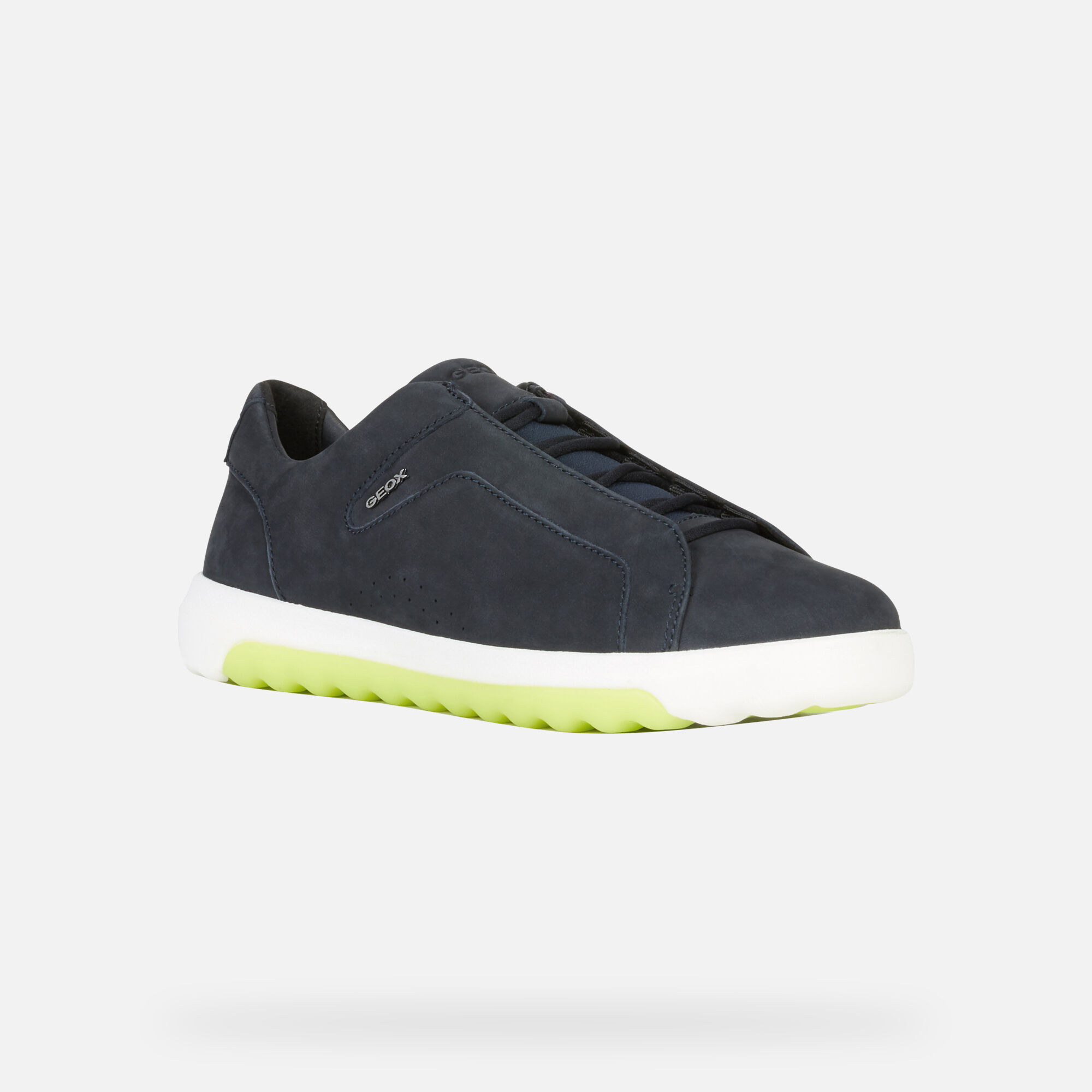 Geox Women's D NEXSIDE Blue Sneakers | Geox¨ Official Store