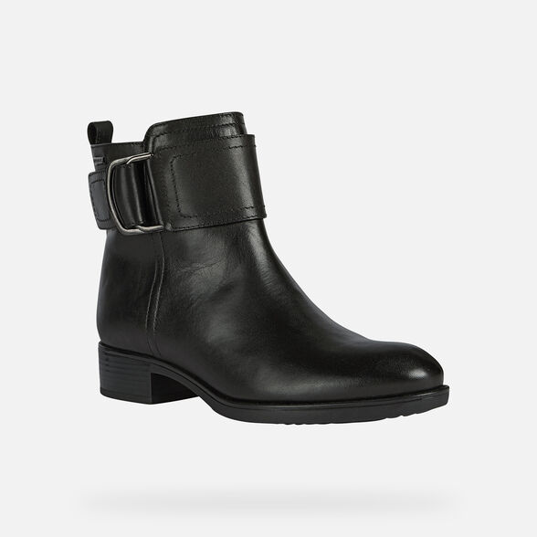 WOMAN ANKLE BOOTS GEOX FELICITY NP ABX WOMAN - 3