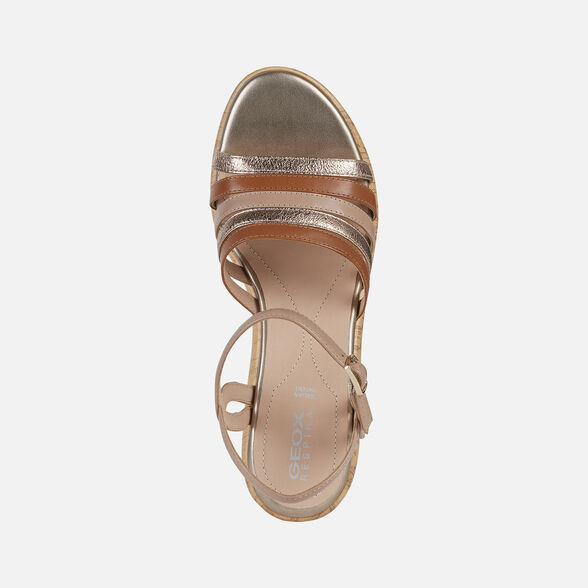 WOMAN SANDALS GEOX PRIMULA WOMAN - 6
