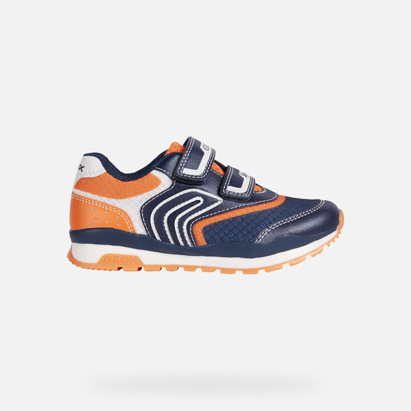09c4430ce3091d JR PAVEL - LOW TOP from boys | Geox