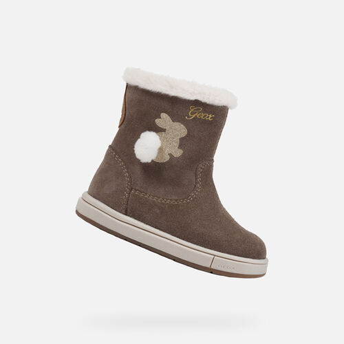MID-CALF BOOTS TROTTOLA BABY GIRL