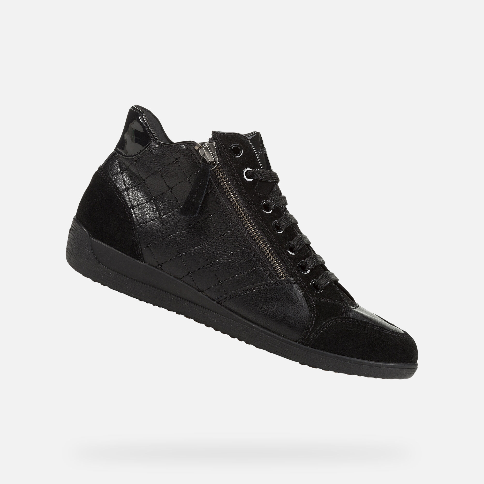 MYRIA WOMAN HIGH TOP from women | Geox