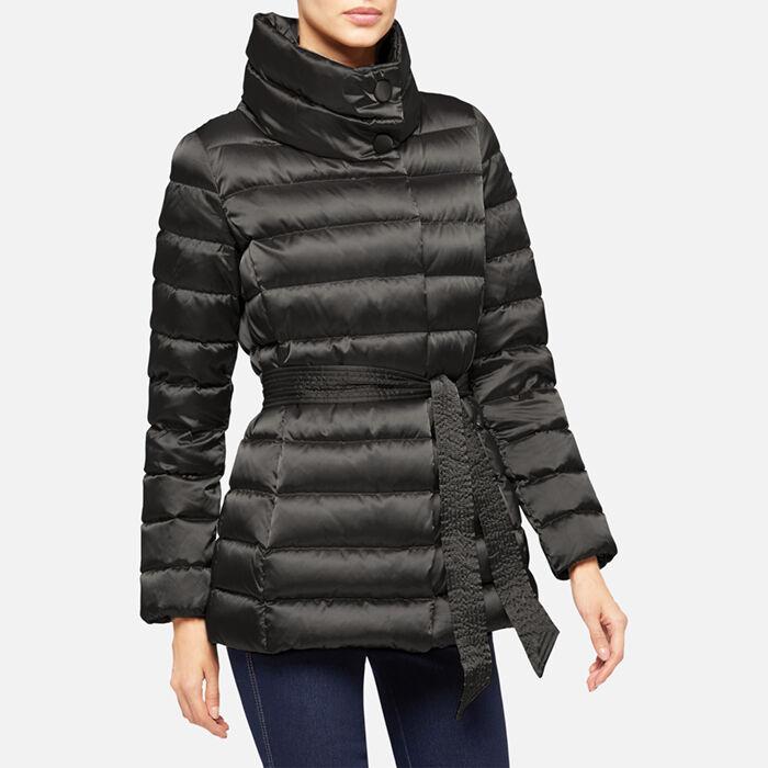 Damen Jacken, gepolsterte Jacken, Parkas | Geox