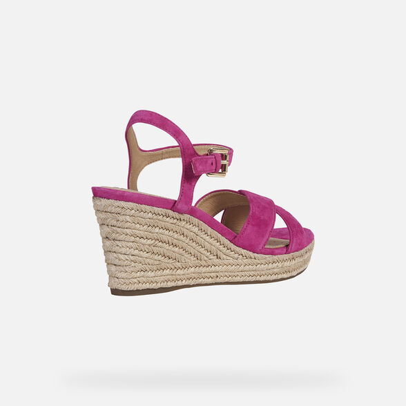 SANDALS WOMAN GEOX SOLEIL WOMAN - 5