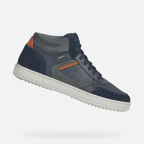 MAN SNEAKERS GEOX LEVICO ABX MAN - 1