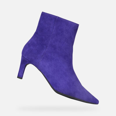 ANKLE BOOTS WOMAN GEOX BIBBIANA WOMAN