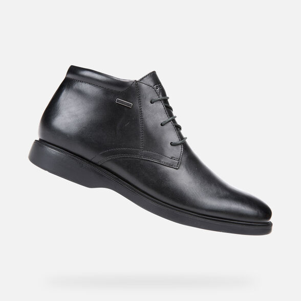 FORMAL SHOES MAN GEOX BRAYDEN ABX MAN - 2