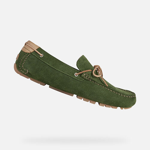 MOCASSINS HOMME GEOX MELBOURNE HOMME - null