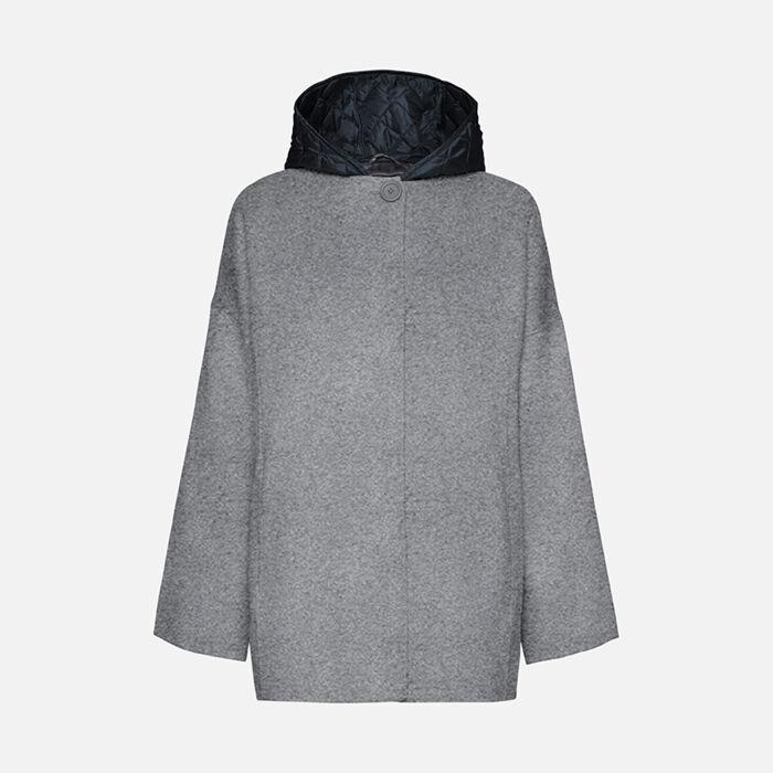 Donna Lunghi Cappotti Eleganti Da Corti E Geox 7qx8wC