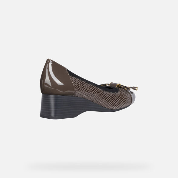 WEDGES WOMAN GEOX AUDALYA WOMAN - 5