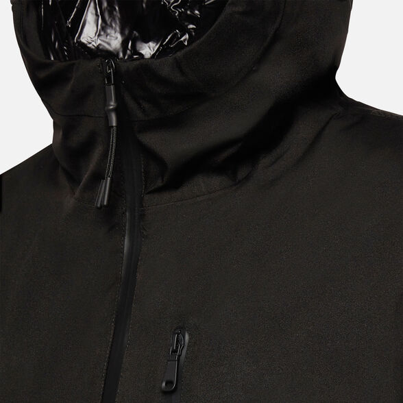 JACKETS MAN GEOX CLINTFORD MAN - BLACK