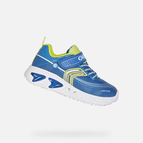 LIGHT-UP SHOES BOY GEOX ASSISTER BOY - null