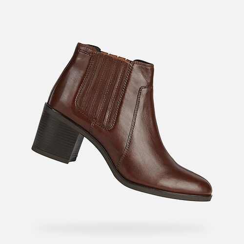 ANKLE BOOTS NEW ASHEEL WOMAN