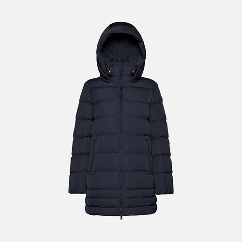 DOWN JACKETS WOMAN GEOX ASHEELY WOMAN - null