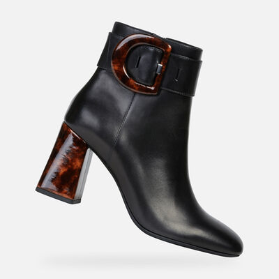 HEELED WOMAN GEOX SEYLA WOMAN
