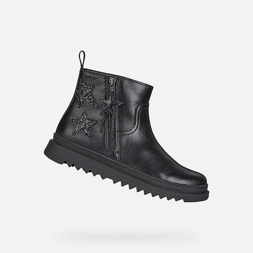 BOTTES MI-MOLLET GILLYJAW FILLE