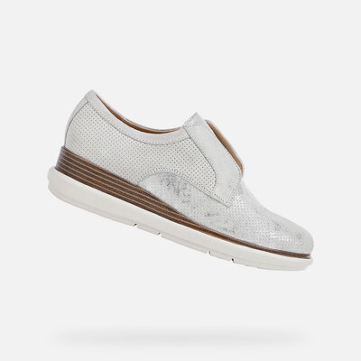 LACE UPS AND BROGUES WOMAN GEOX SAMUELA WOMAN