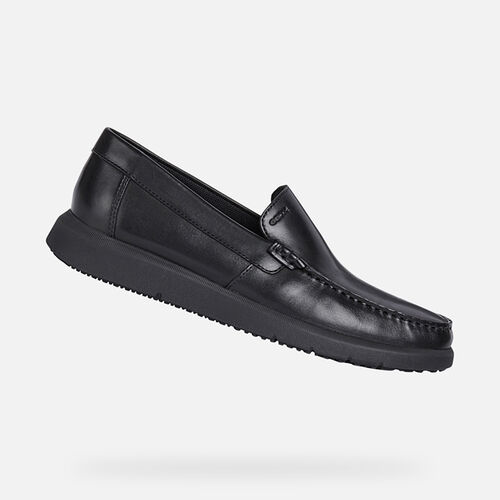 LOAFERS MAN GEOX ERRICO MAN - null