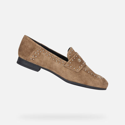 LOAFERS WOMAN GEOX MARLYNA WOMAN