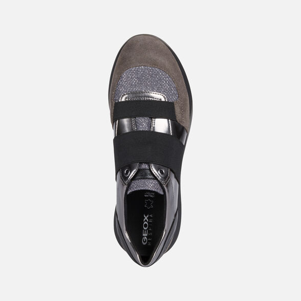 LOW TOP WOMAN GEOX SUZZIE WOMAN - 6