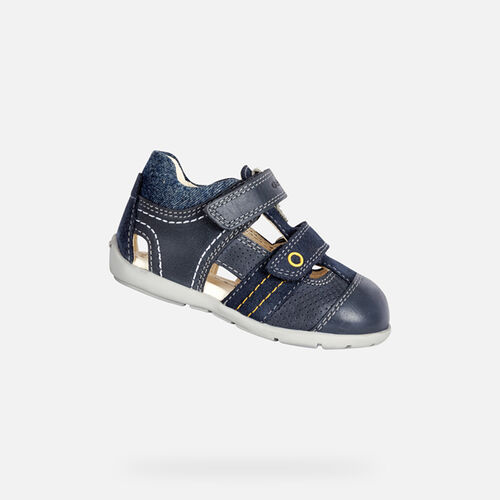LOAFERS BABY GEOX KAYTAN BABY BOY - null