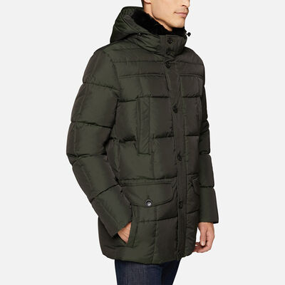 DOWN JACKETS MAN GEOX KELTHOR MAN