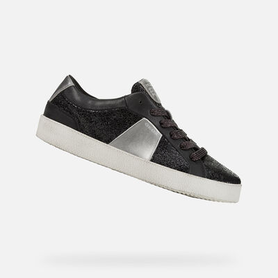 LOW TOP WOMAN GEOX WARLEY WOMAN